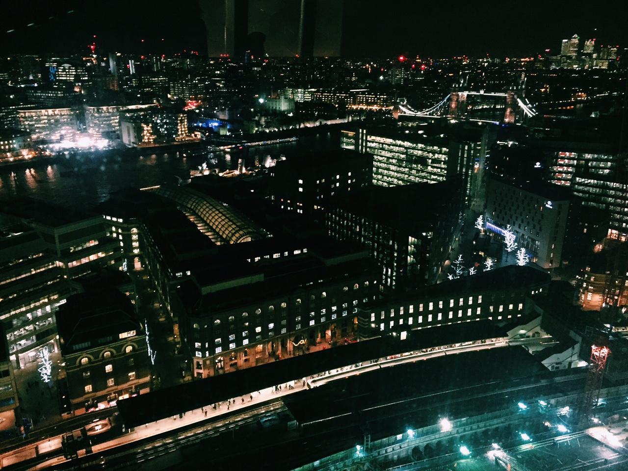 The-Shard-View-at-Night