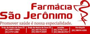 Farmácia São Jerônimo