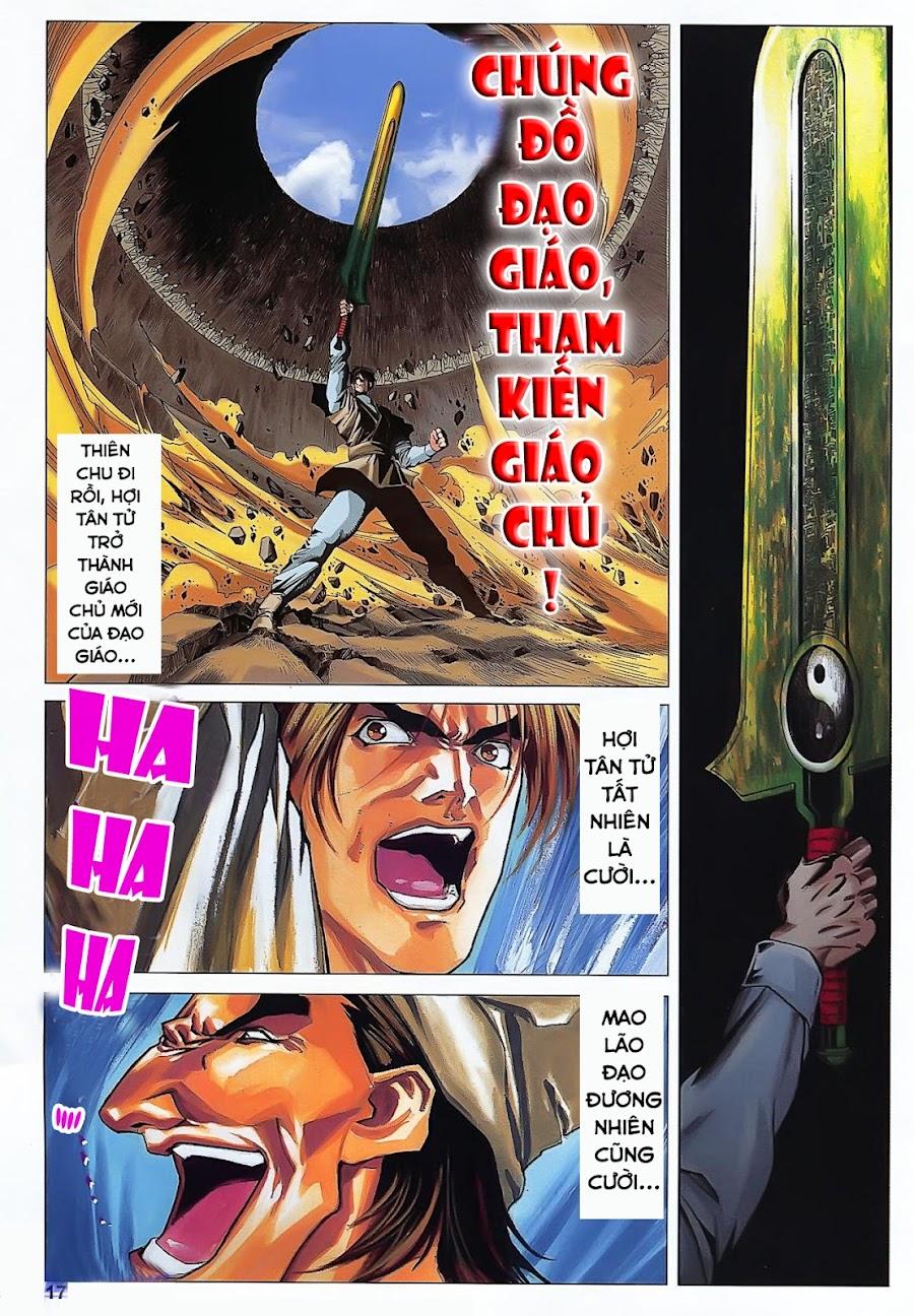 Lục Đạo Thiên Thư chap 33 - Trang 17