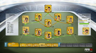 FIFA 14 Screenshots 2