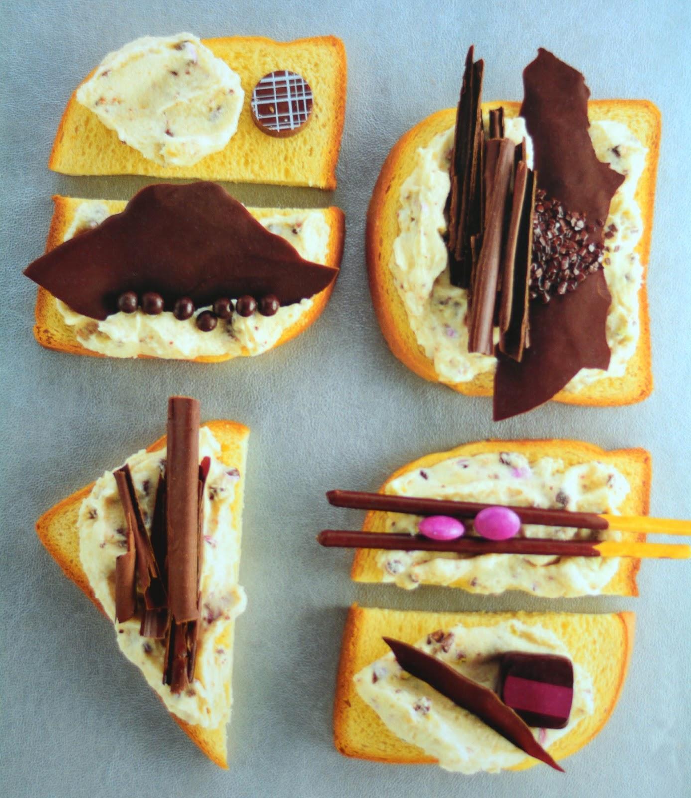 Weisse Schokolade - Schokoladenrezept aus Frankreich