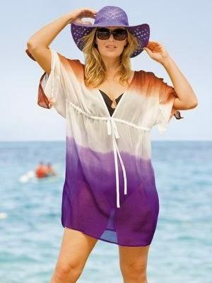 Одежда На Пляж Для Полных