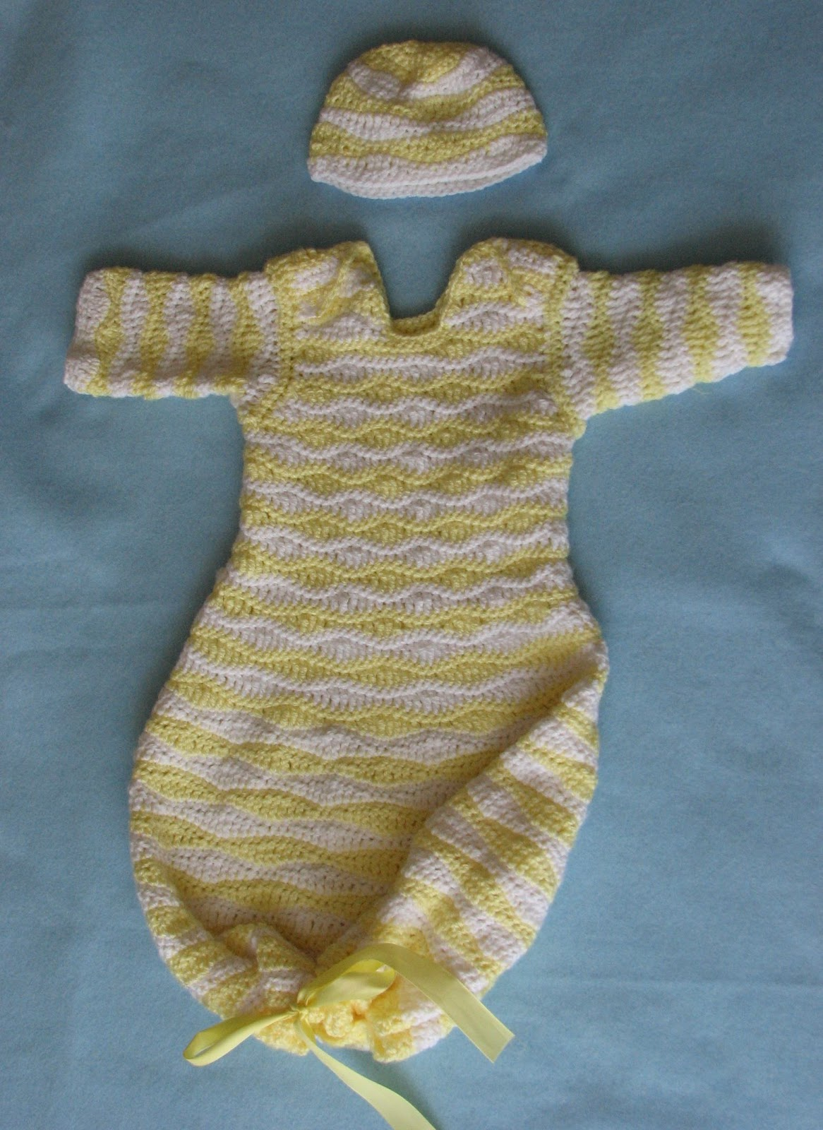 Donnas Crochet Designs Blog of Free Patterns: Pajamas For ...