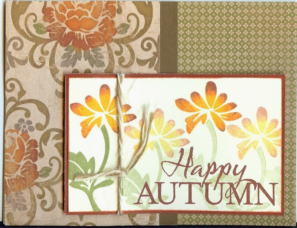 Kimberly thomas papercrafter inspired by my front porch for Huntington card designs