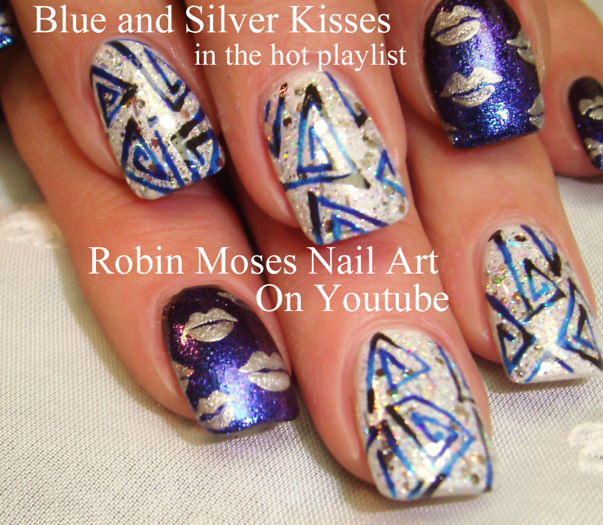 Robin Moses Nail Art February 2015: Robin Moses Nail Art: December 2015