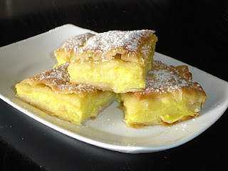Greek Bougatsa - Bougatsa Recipe
