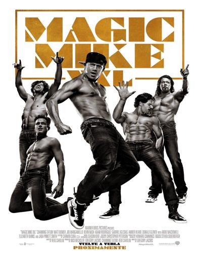 Ver Magic Mike XXL (2015) Online