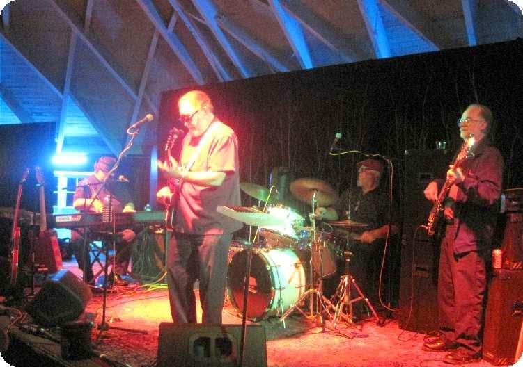 2014-10-18 at Silver Dome Ballroom