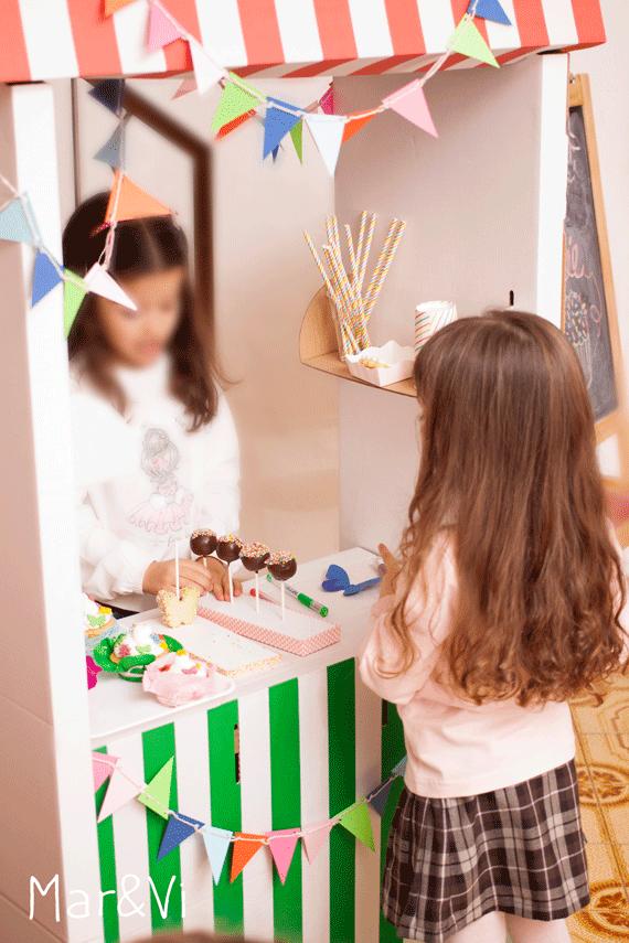 ideas para una pasteleria creativa