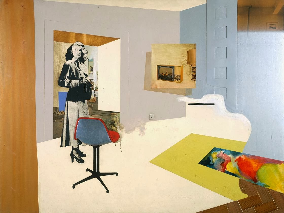 Richard Hamilton, padre del Pop Art en la Tate Modern | The Lemon Pear