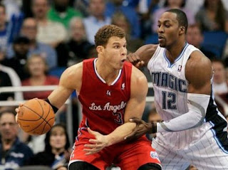 Blake Griffin, Dwight Howard, LA Lakers, LA Clippers,