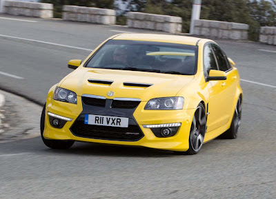 2011 Vauxhall VXR8 Wallpaper