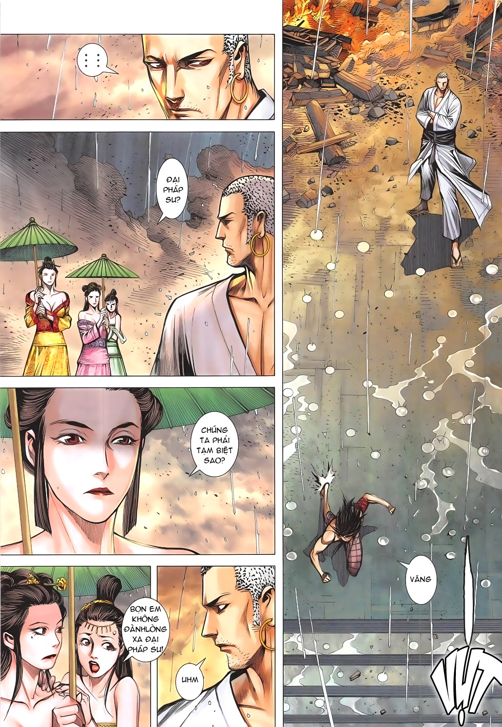 Tây Du chap 8 Trang 23 - Mangak.info
