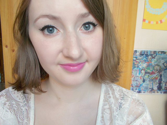 A review of the Zoella Beauty Tutti Fruity Kissy Missy Lip Balm including swatches!