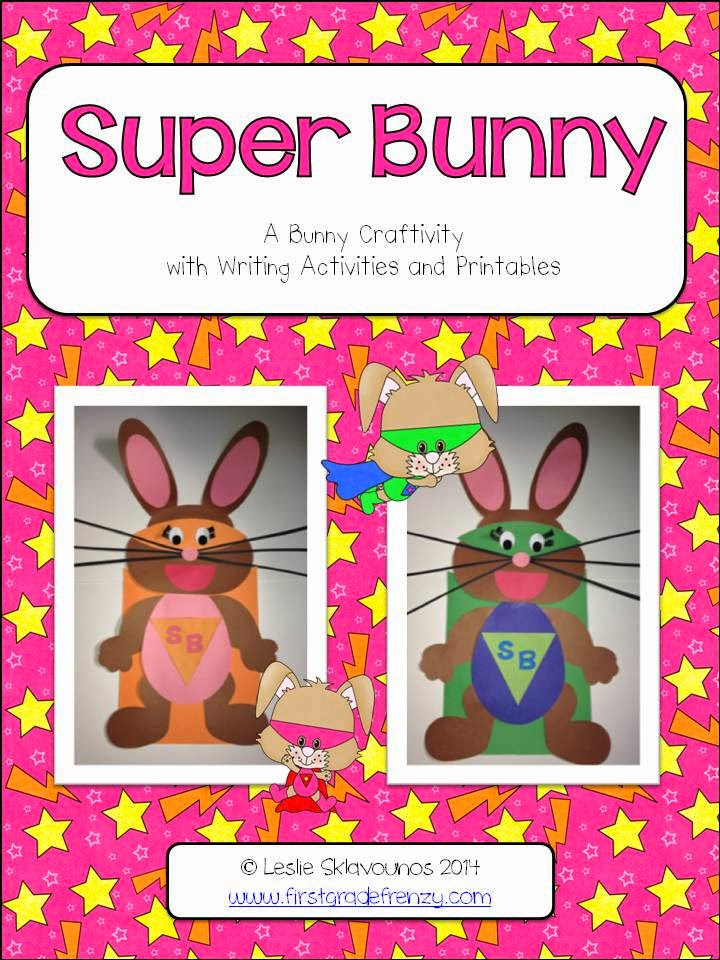http://www.teacherspayteachers.com/Product/Super-Bunny-Craftivity-1186024
