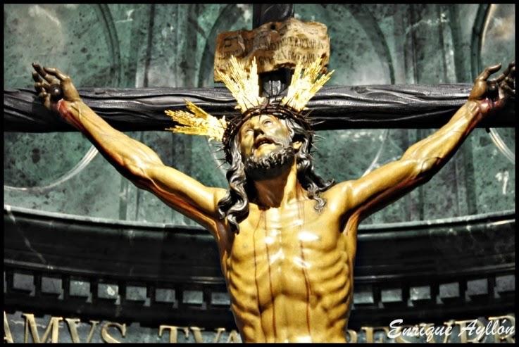 Solemne Quinario al Cristo de la Expiración El Cachorro 2014