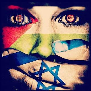 صورة تجسد الصراع الفلسطيني