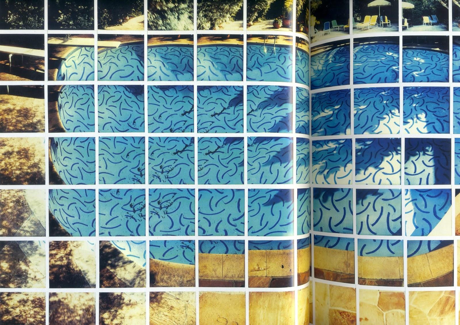 Hoolawhoop hockney 39 s pools - Salt water swimming pools los angeles ...