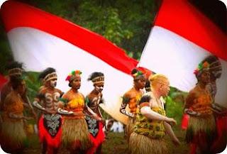 Bendera Merah Putih di Kampung Rawa Biru Diminta Diturunkan