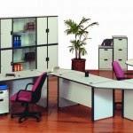 Meja Kantor Uno Classic Series-4
