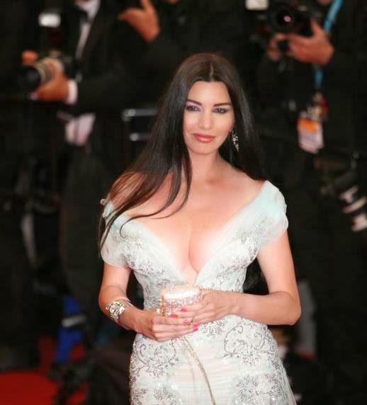 beautiful Lamitta Frangieh