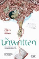 The Unwritten by Mike Carey & Peter Gross
