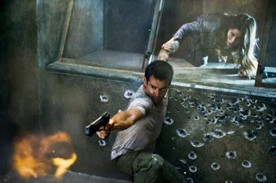 Escena de la película Total Recall: Desafío total