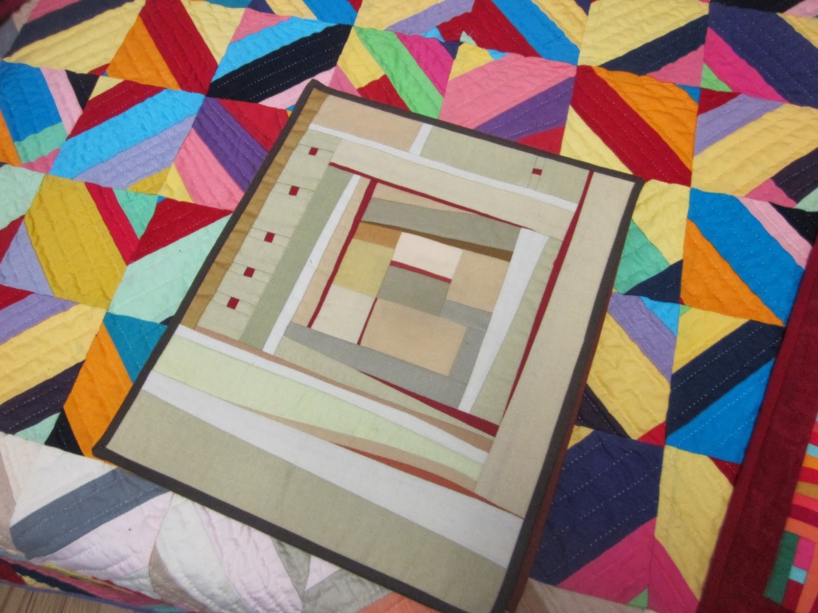 The Chicago Modern Quilt Guild February Meeting Recap