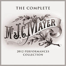 John Mayer Extended Plays - The Complete 2012 Performances Collection