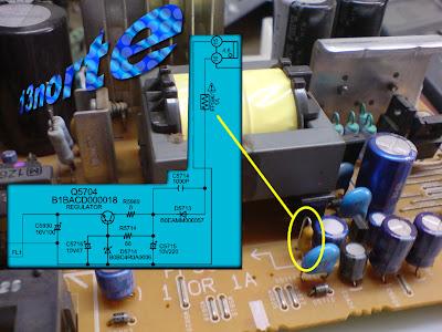 Fuente conmutada Panasonic SA-VK950