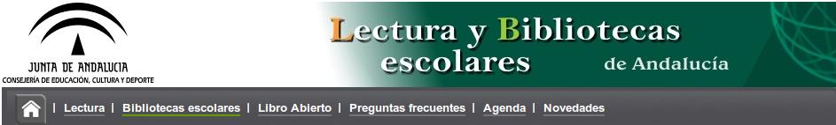 Webs y blogs de bibliotecas de los centros de Málaga y provincia.