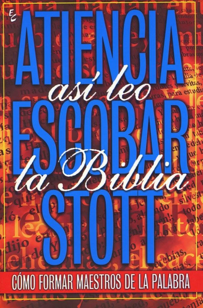 Varios Autores-Así Leo La Biblia-