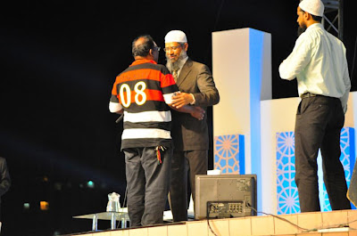 ceramah terbuka Dr. Zakir Naik
