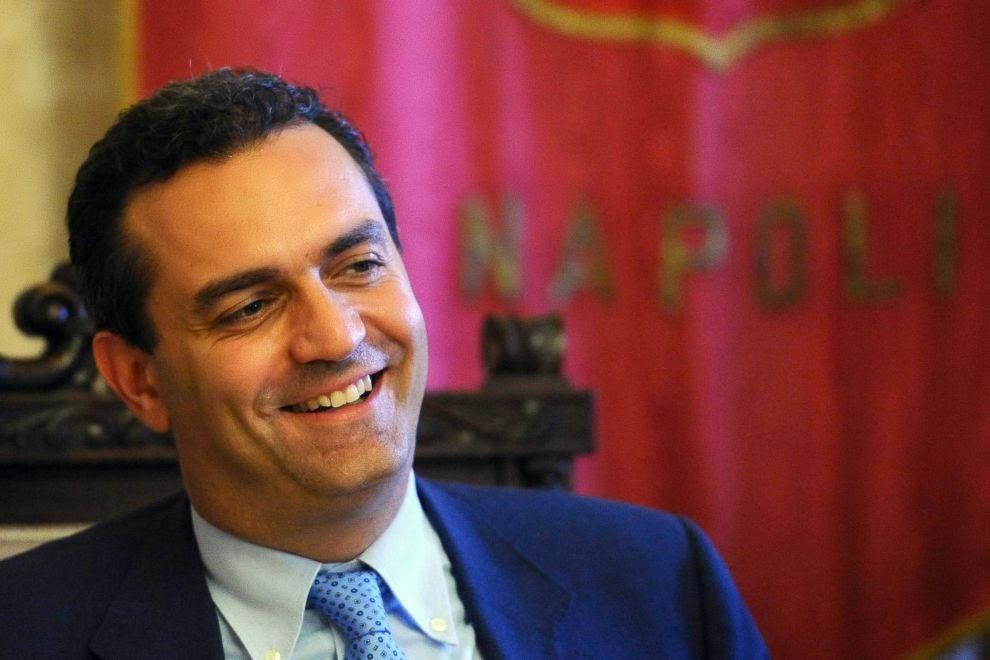 итальянский мэр Неаполя
