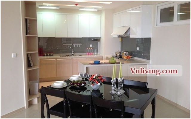 Imperia An Phu apartment for lease 95 sqm 2 bedrooms fully furniture