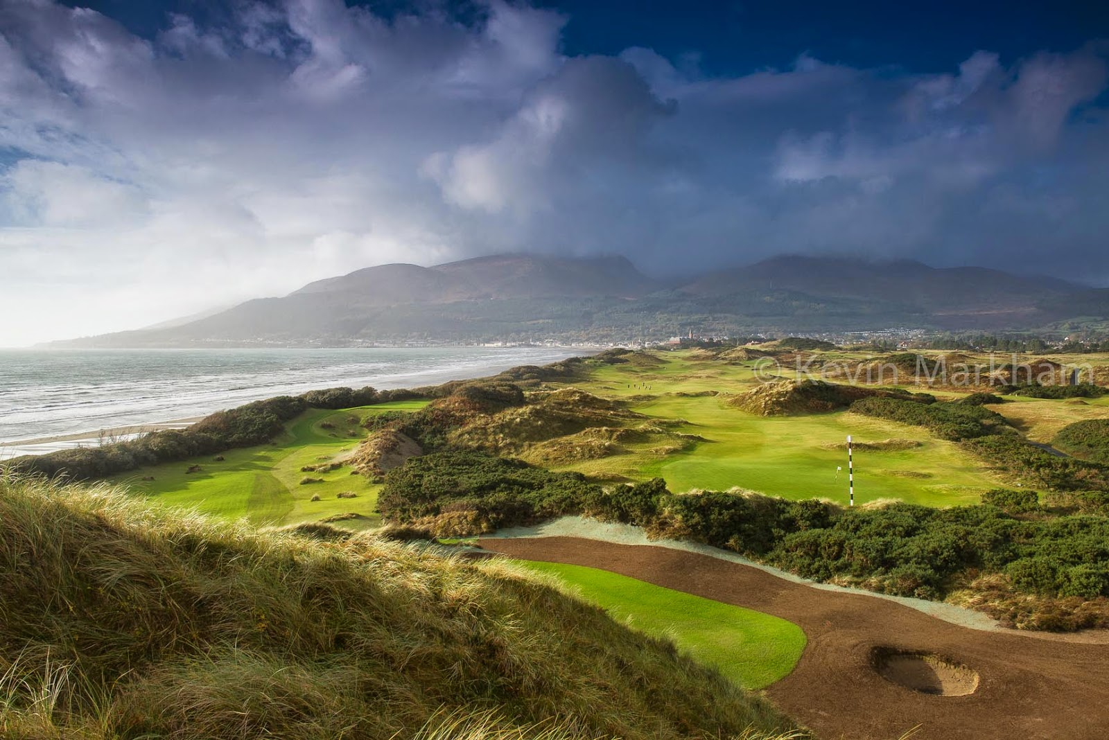 Hooked ireland 39 s golf courses top ten photos of irish for Royal county down