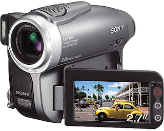 few things to remember when you're choosing your new camcorder