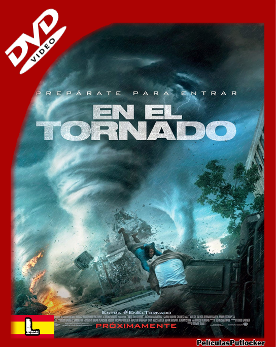 En El Tornado [DVDRip][Latino][SD-MG-1F]