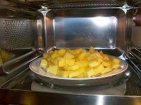 Patatas al horno Gibello