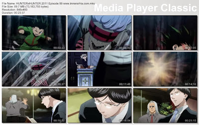 "Download Film / Anime Hunter x Hunter 2011 Episode 99 ""Kombinasi dan Evolusi"" Bahasa Indonesia"