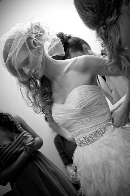 nwa fashion week, she said yes bridal, erin cole veil, badgley mischka wedding gown