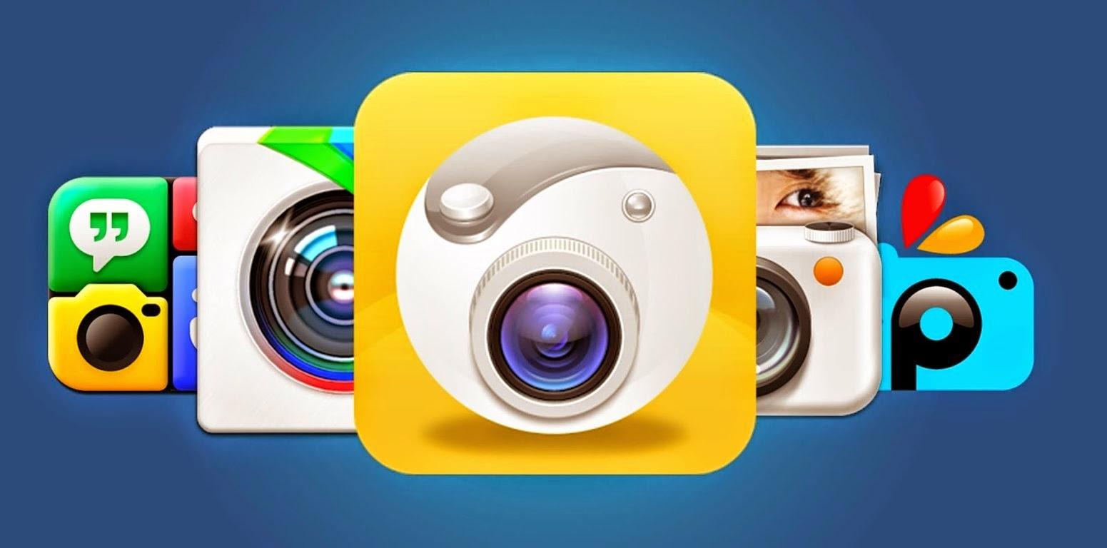 Aplikasi Kamera Android Terbaik, Terlaris dan Terbaru di Tahun 2015 Yang Wajib Dicoba