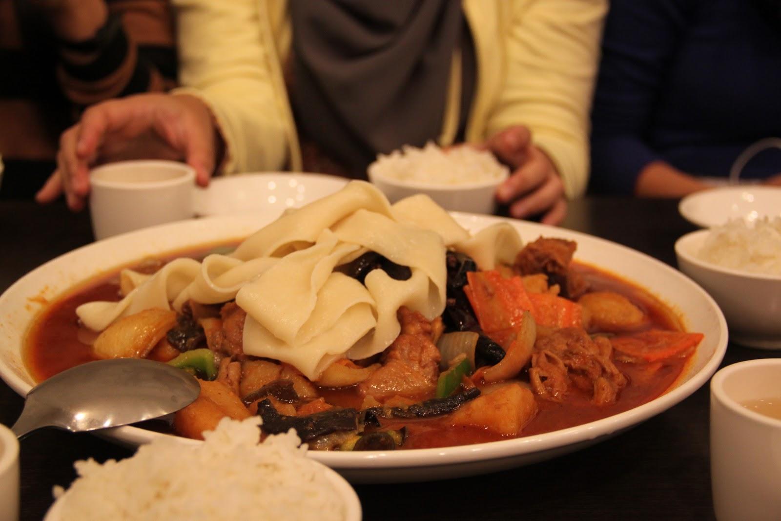 Hasil gambar untuk Pamir Restaurant CHINA