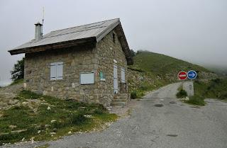 Cabane de Tueis or Chalet Charles Alési