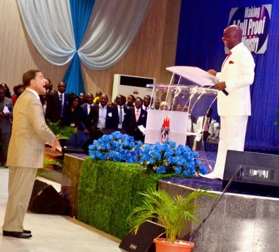kenneth copeland in nigeria