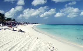 La Mejor playa de Aruba