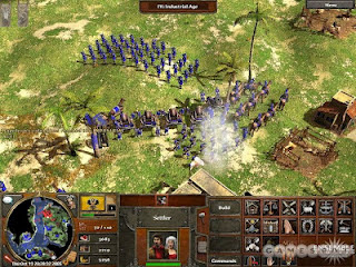 Age Of Empires 3 The Asian Dynasties PC Game Overview