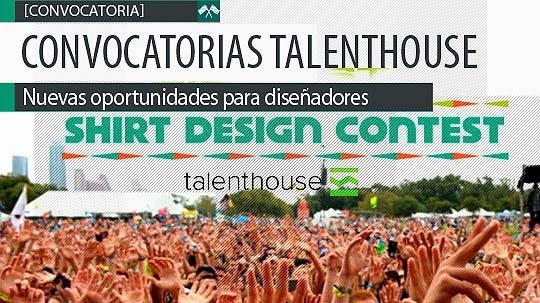 Nuevas convocatorias Talenthouse para diseñadores