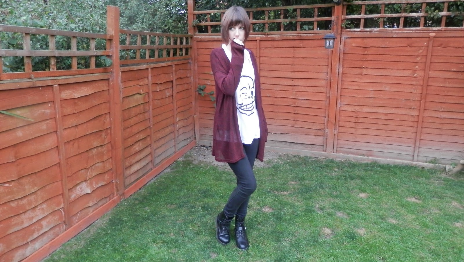 Jeans and Cheap Monday T-shirt