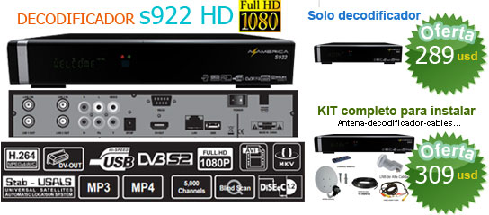 Manual de Configuración s922 + IKS (for dummies)